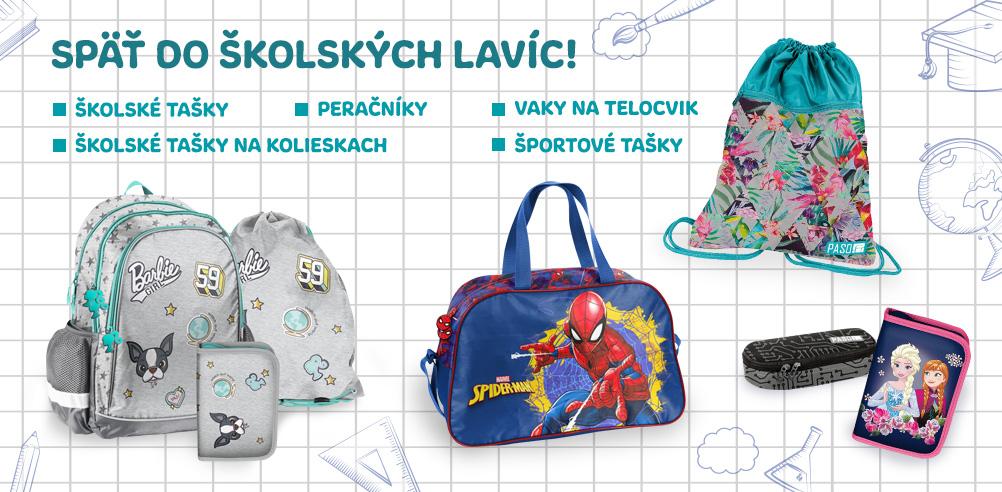 Inlea - Školské tašky