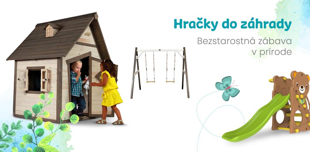 Inlea - Hračky do záhrady