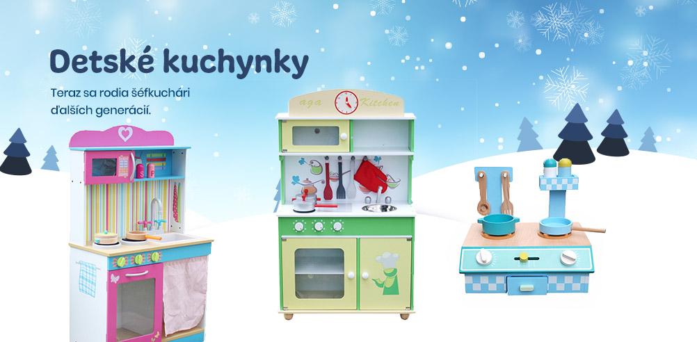 Inlea - Detské kuchynky