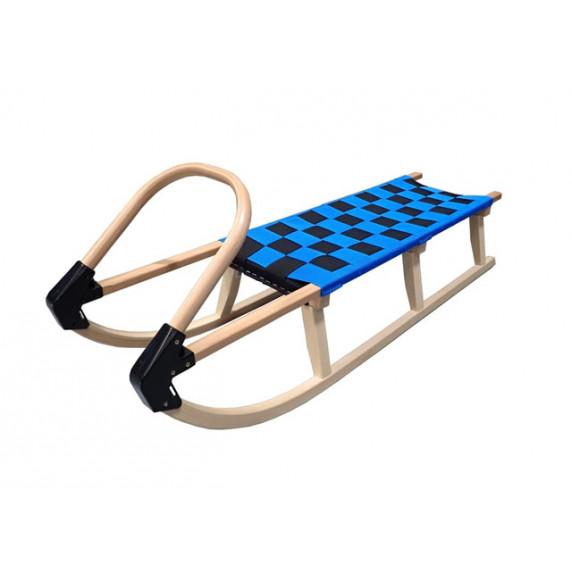 Acra sane drevené 125 cm modré
