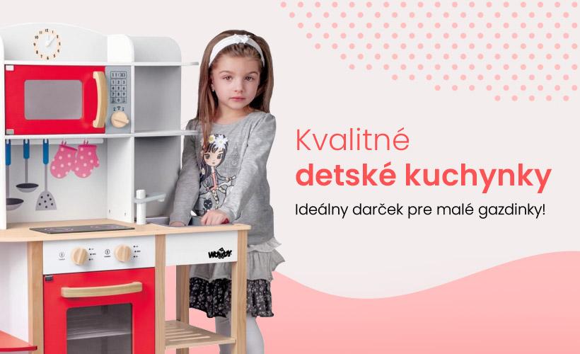 Kvalitné detské kuchynky
