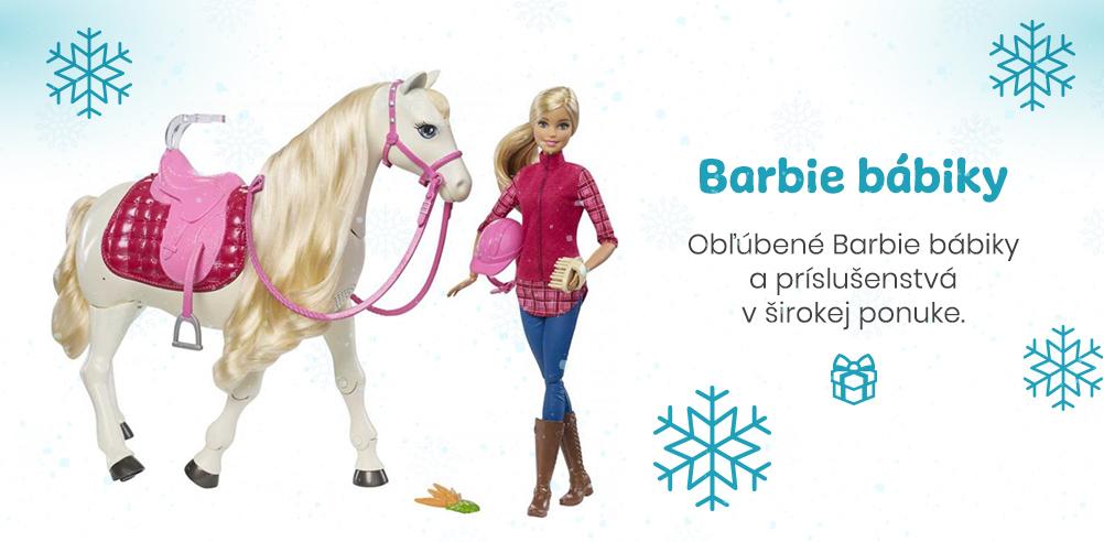 Inlea - Barbie bábiky