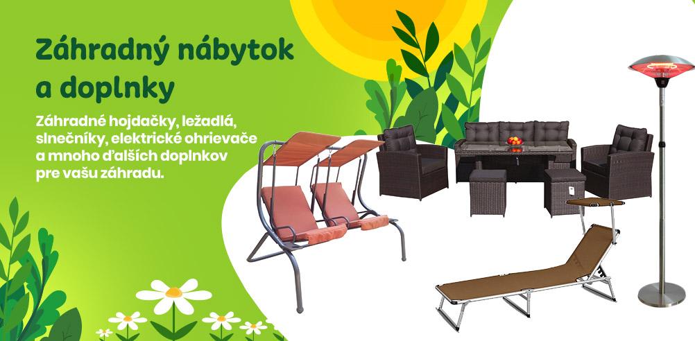 Inlea - Záhradné nábytok
