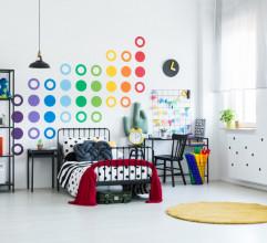 Ako by mala byť správne zariadená detská izba?