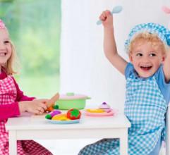 Pomôžeme vám vybrať detské kuchynky na Vianoce