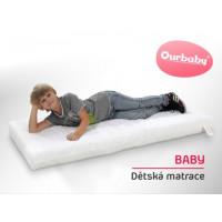 Detský matrac BABY - 160x70 cm