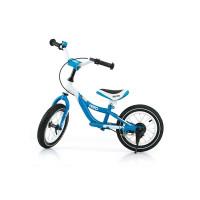 """Detské cykloodrážadlo Milly Mally Hero 12""""  - modré"""