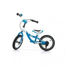 "Detské cykloodrážadlo Milly Mally Hero 12""  - modré Preview"
