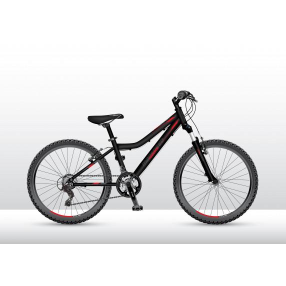 "VEDORA dievčenský bicykel MadSpeed 200 24"" 2019"