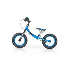 """Detské cykloodrážadlo 2v1 Milly Mally Young 12"""" - modré Preview"""