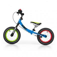 """Detské cykloodrážadlo 2v1 Milly Mally Young 12"""" - multicolor Preview"""