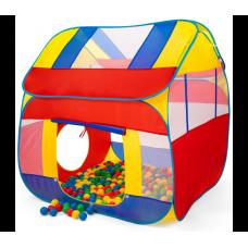 Kiduku detský stan s loptami Preview