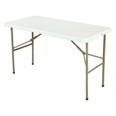 InGarden Skladací turistický stôl 122 x 61 x 74 cm Preview