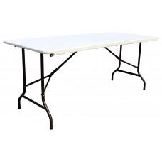 InGarden Skladací turistický stôl 180 x 74 x 74 cm Preview