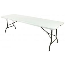 InGarden Skladací turistický stôl 244 x 76 x 74 cm Preview