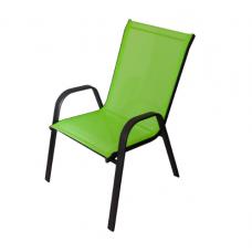 Záhradné kreslo Aga MR4400L - zelené Preview