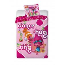 Detské posteľné obliečky Trolls - Hug Preview