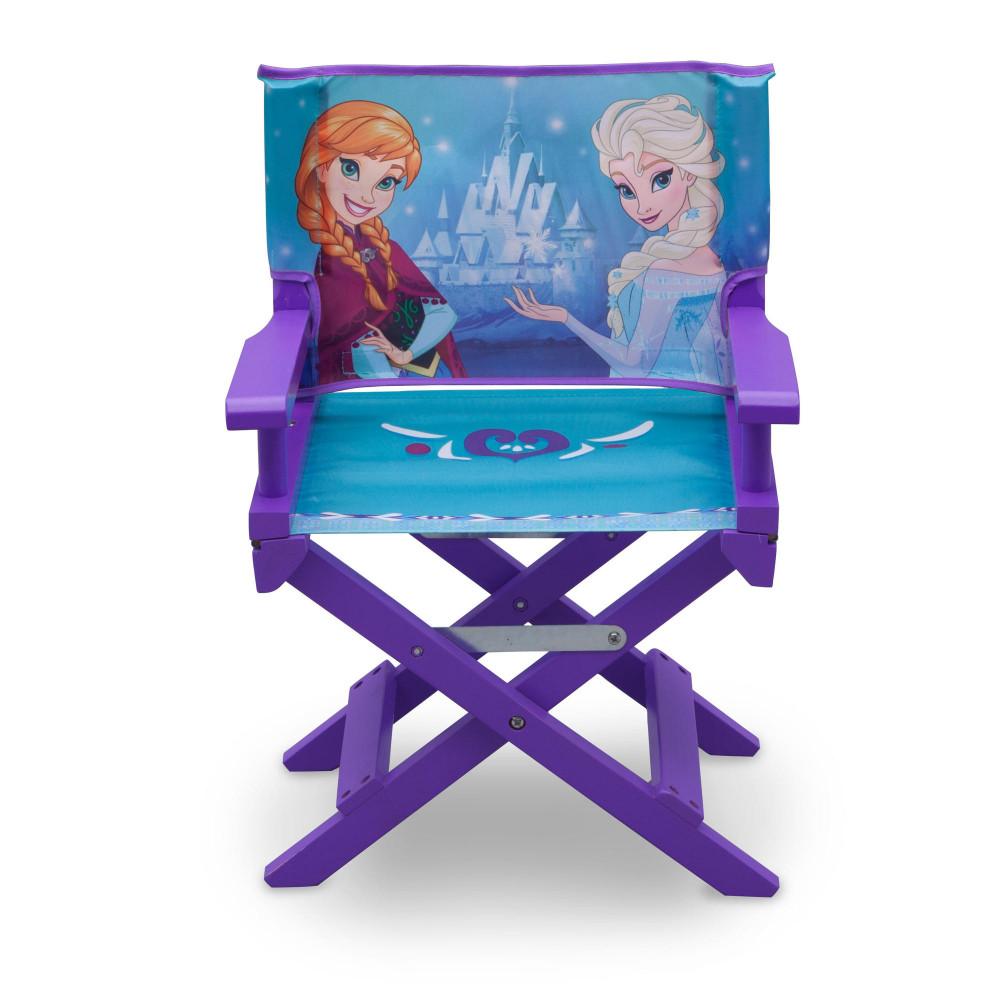 0580e752c Disney režisérska stolička Frozen | Detské stolíky a stoličky | Inlea.sk