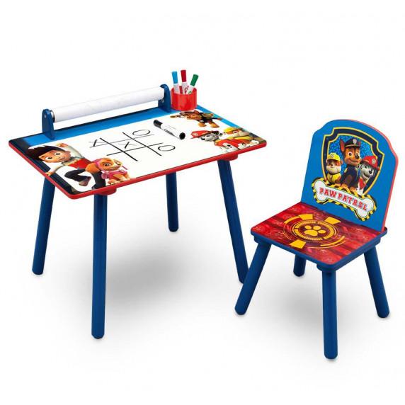 Detský kresliaci stôl Tlapkova patrola