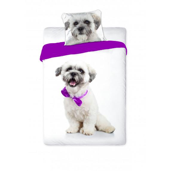 Detské posteľné obliečky Best Friend 007 - DOG