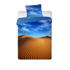 Detské posteľné obliečky Púšť Preview