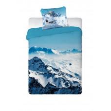 Detské postelné obliečky Hory Preview