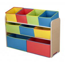 Organizér na hračky multicolor Preview