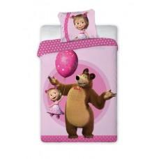 Detské posteľné obliečky Máša a Medveď 027 Preview