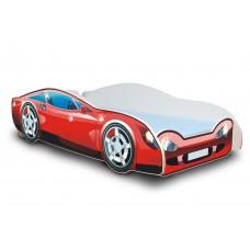 Detská posteľ Auto Speedy červená Preview
