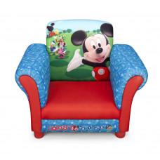 Detské čalúnené kresielko Mickey Mouse Preview