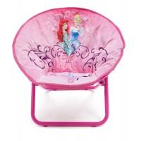 Detská rozkladacia stolička - Princezné