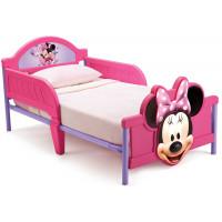 Detská posteľ Minnie Mouse 2