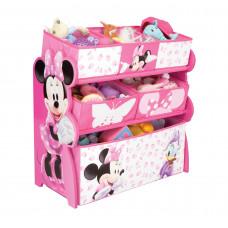 Organizér na hračky Minnie Mouse Preview