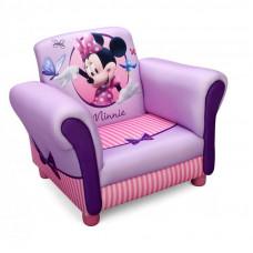 Detské čalúnené kresielko Minnie Mouse Club Preview