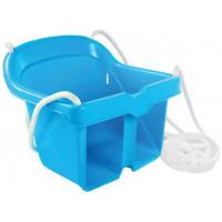 Hojdačka plastová Inlea4Fun - modrá