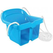 Hojdačka plastová Inlea4Fun - modrá Preview