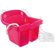 Hojdačka plastová Inlea4Fun - ružová Preview