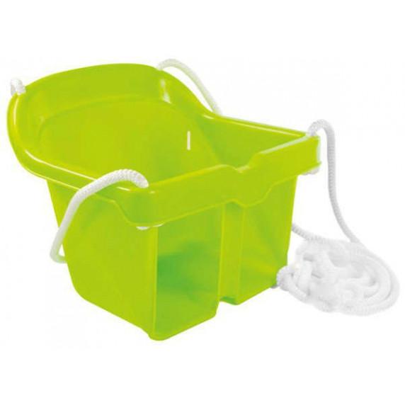 Hojdačka plastová  Inlea4Fun - zelená