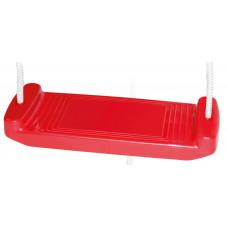 Plastová hojdačka rovná Inlea4Fun - Červená Preview
