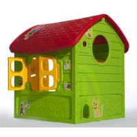 Inlea4Fun FAIRY Záhradný domček