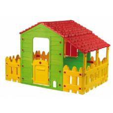 Inlea4Fun Farm House detský záhradný domček so záhradkou  Preview