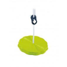 Hojdačka tanier Inlea4Fun - Zelená Preview