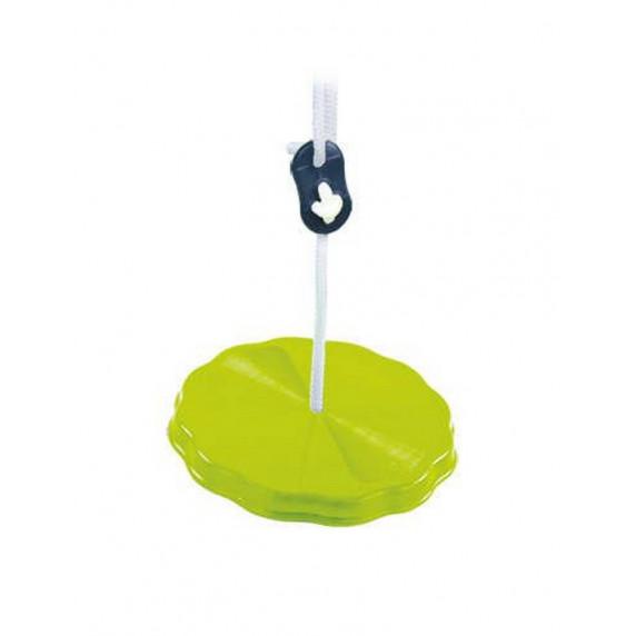 Hojdačka tanier Inlea4Fun - Zelená