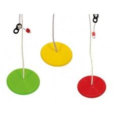 Inlea4Fun ROUND Swing hojdačka tanier v rôznych farbách Preview