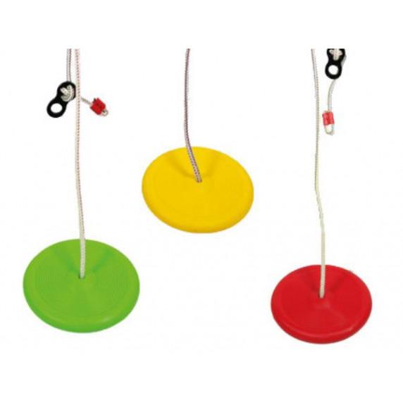 Inlea4Fun ROUND Swing hojdačka tanier v rôznych farbách