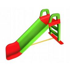Inlea4Fun šmyklavka s madlom 140 cm - zelená Preview
