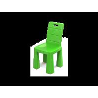 Umelohmotná stolička Inlea4Fun EMMA - zelená