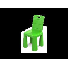 Inlea4Fun EMMA Umelohmotná stolička - zelená Preview