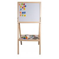 Inlea4Fun detská otočná tabuľa MS1