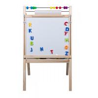 Inlea4Fun detská otočná tabuľa MS6